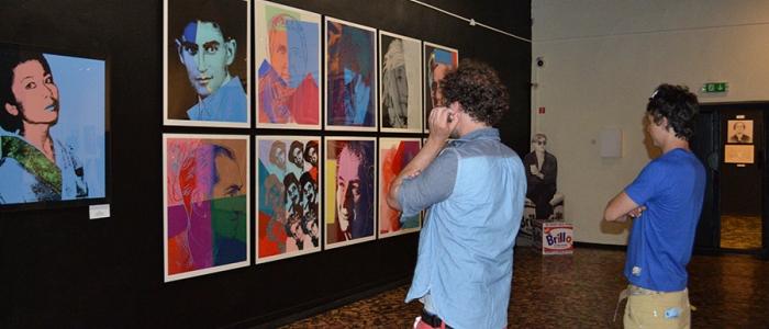 V Múzeu moderného umenia A. Warhola v Medzilaborciach pripravili pre návštevníkov zaujímavé zmeny
