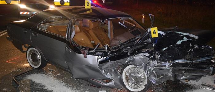 Pri tejto dopravnej nehode utrpel 54-ročný muž vážne zranenia, ktorým na mieste podľahol.
