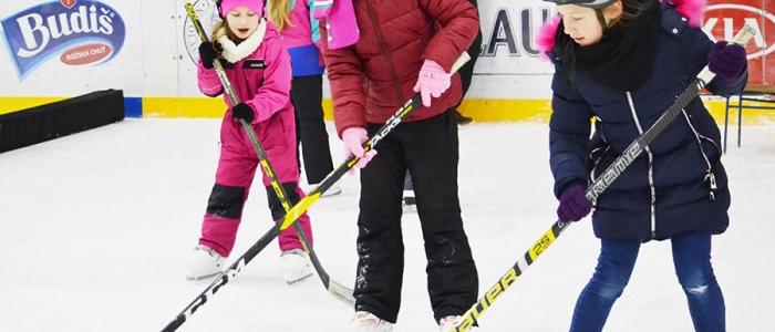 Naše tri nové hokejistky?