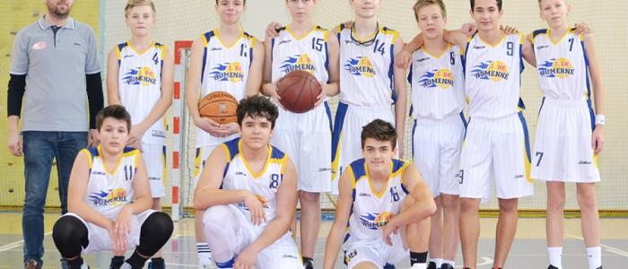 V takomto zložení nastúpilo družstvo starších žiakov 1. Basketbalového klubu Humenné do zápasu proti Tydam UPJŠ Košice.