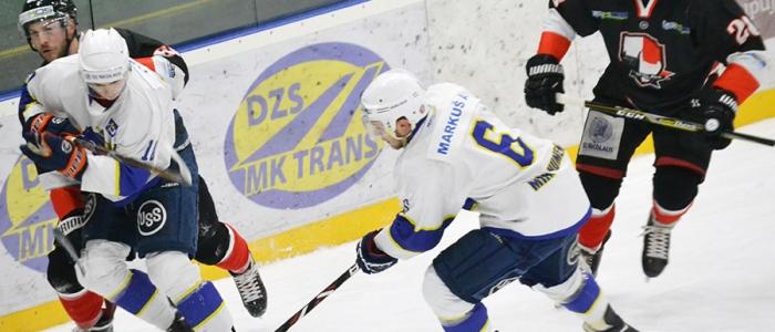 Evidentne lepším celkom na humenskom ľade boli v prvej tretine Bratislavčania.
