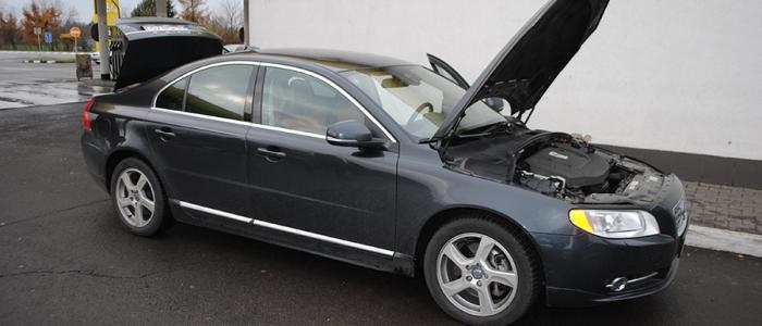 Volvo S80 bolo zakúpené v roku 2012 formou leasingu ešte za predchádzajúcej primátorky. Jeho prevádzka je podľa súčasného vedenia, čo sa týka spotreby, pomerne nákladná, taktiež náklady na opravy a údržbu za uvedené obdobie sú vysoké. Mesto chce auto ponúknuť na odpredaj.