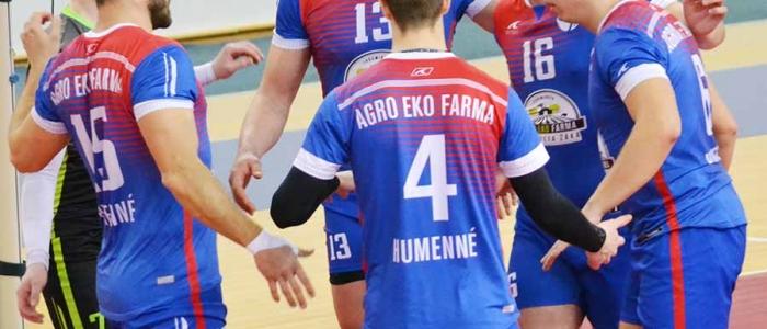 Humenskí volejbalisti ŠK Gymnázium majú našliapnuté na víťazstvo v základnej časti súťaže už tri kolá pred koncom.