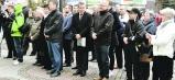 Predstavitelia židovskej komunity na Slovensku i za hranicami našej vlasti poctili svojou prítomnosťou slávnostný akt odhalenia tabule oscarového filmu Obchod na korze.