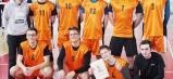Družstvo chlapcov – Gymnázium arm. gen. L. Svobodu, vyhralo okresné kolo súťaže SŠ vo volejbale.