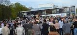 Najvýchodnejší protest Za slušné Slovensko bol v nedeľu popoludní iba v Humennom. Na Námestí slobody bolo približne tisíc ľudí. Ďalší protest sa konal v Bratislave.
