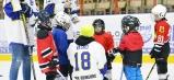 O zdarný priebeh Dňa otvorených dverí sa v sobotu 26.januára popoludní na ľadovej ploche starali členovia a hráči MHK Humenné