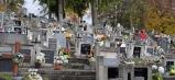 Kapacita mestského cintorína v Humennom sa pomaly, ale isto postupne napĺňa.