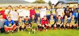Prvýkrát v histórii zodvihli putovný pohár nad hlavy futbalisti OŠK Ohradzany.