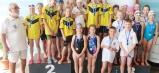 Naši najmladší plavci vo veku 7 – 11 rokov klubu Chemes Humenné absolvovali tretie kolo Slovenského pohára SPF v domácom bazéne.