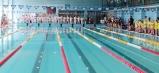 Krátky krytý 25-metrový bazén v Humennom bol dejiskom záverečných pretekov letnej plaveckej sezóny.