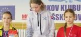 Druhé miesto pre Sandru Ferjakovú za polohové preteky na 200 metroch.